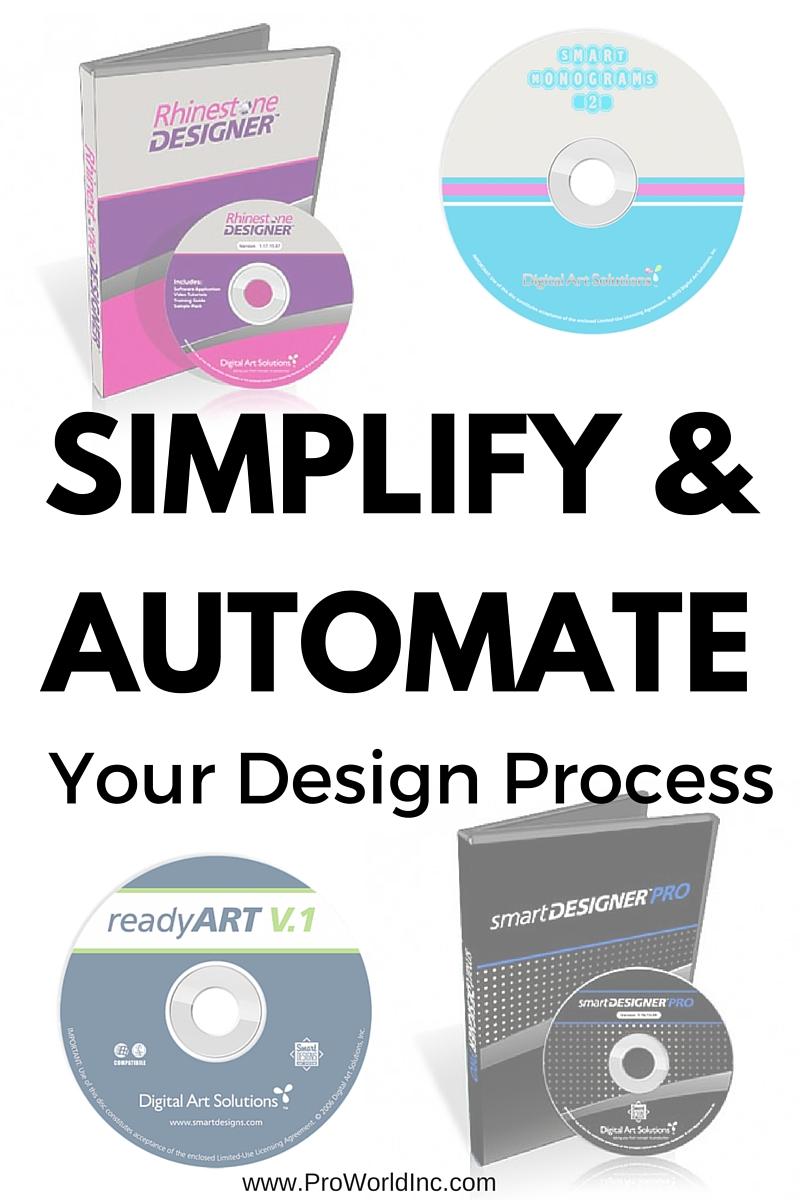 simplify your design process