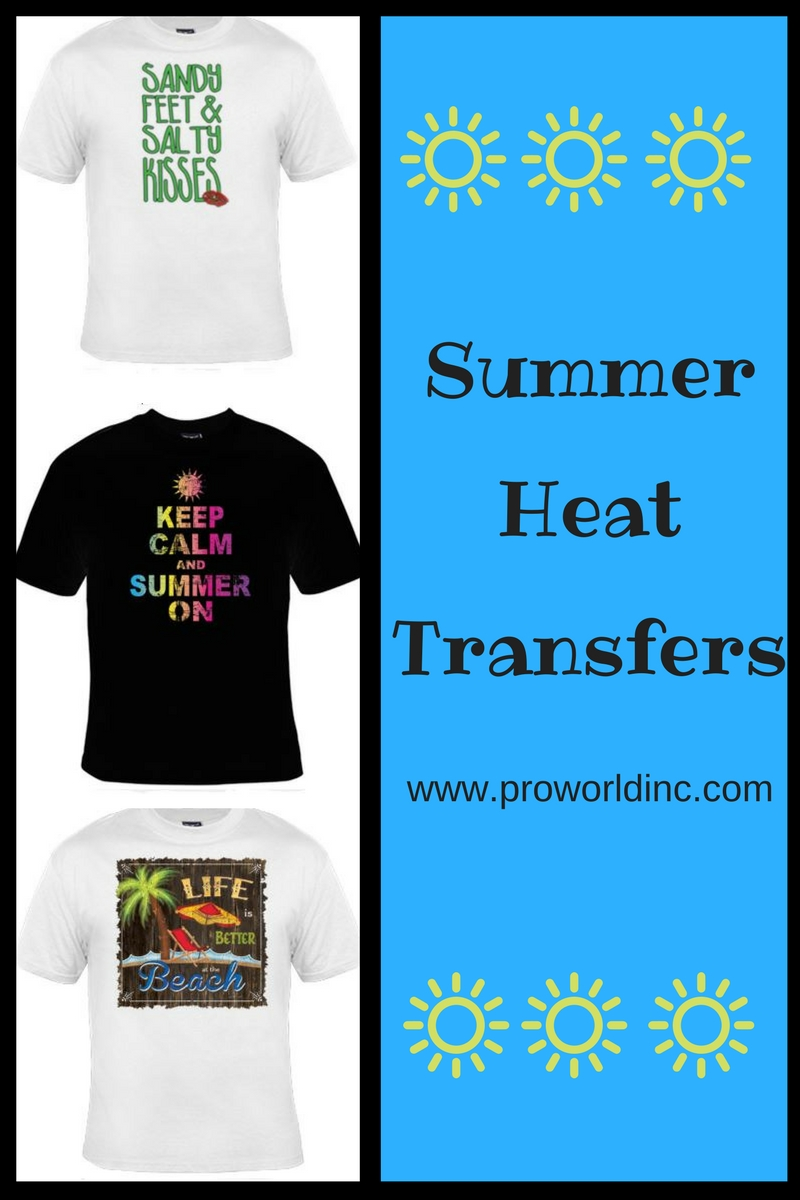 SummerHeat Transfers
