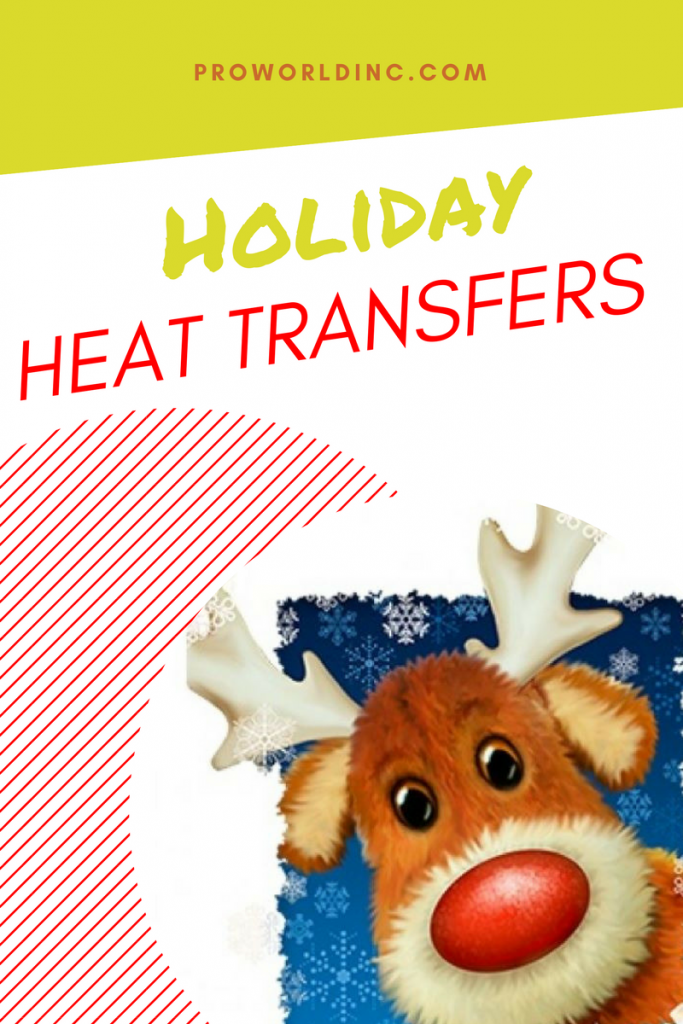 holiday heat transfers