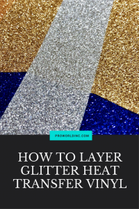 how to layerglitterhtv