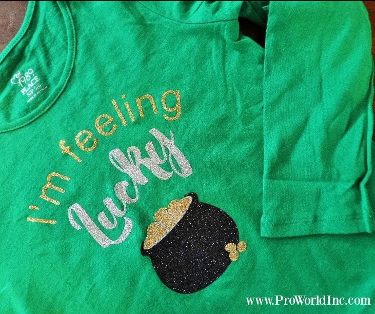 how to layer glittered heat transfer vinyl (2)