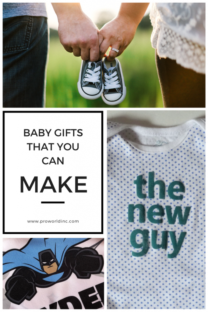 Baby GiftsThat You Can MAKE (1)