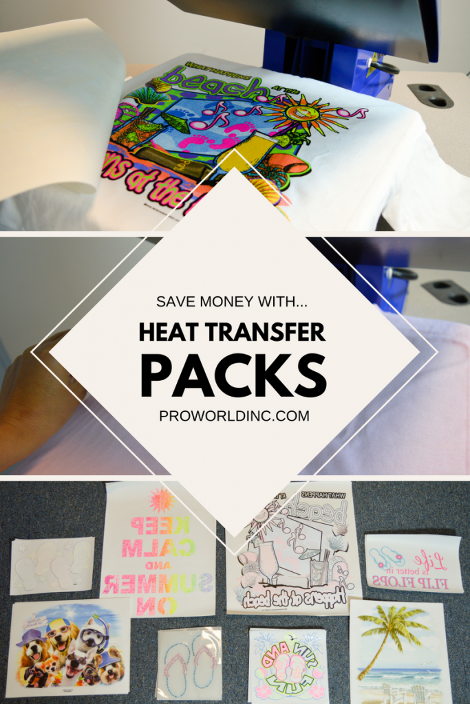 HEAT TRANSFER PACKS