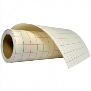 gridded application tape