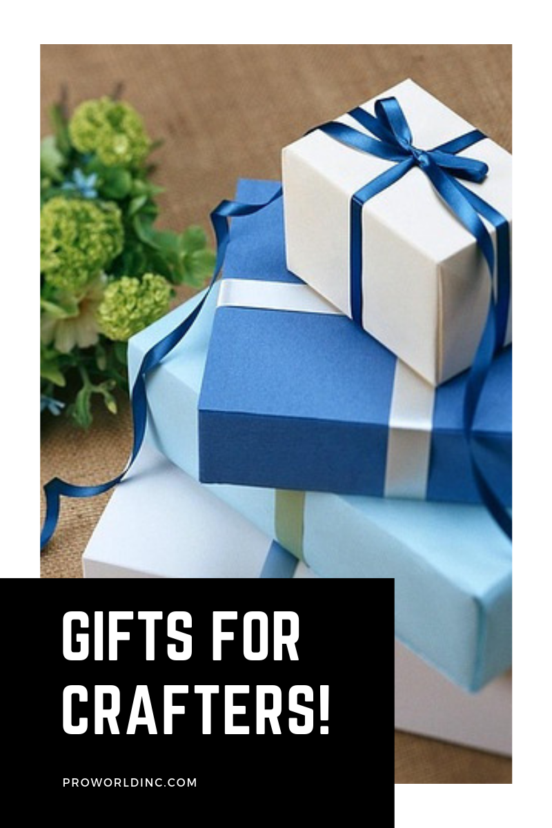 gifts for crafters!