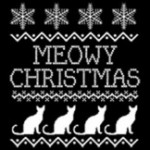 For the Christmas cat lover