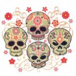 For the sugar skull lover
