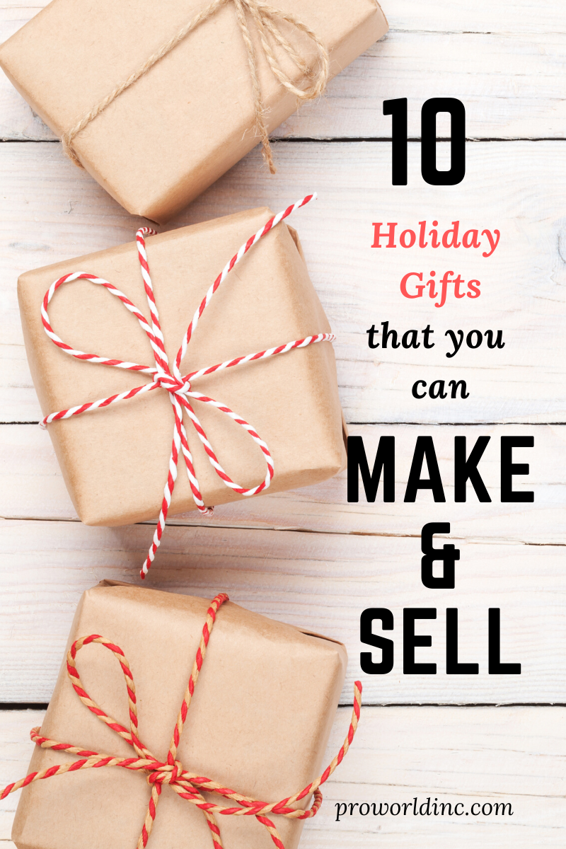 holiday gifts that you can sell