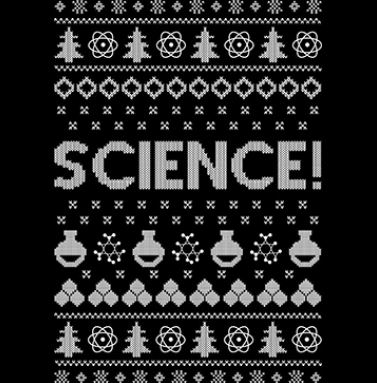 science sweater