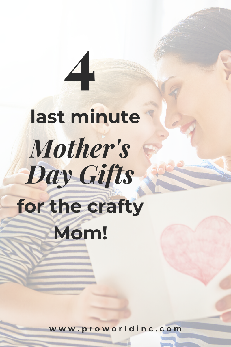 crafty mom mothers day