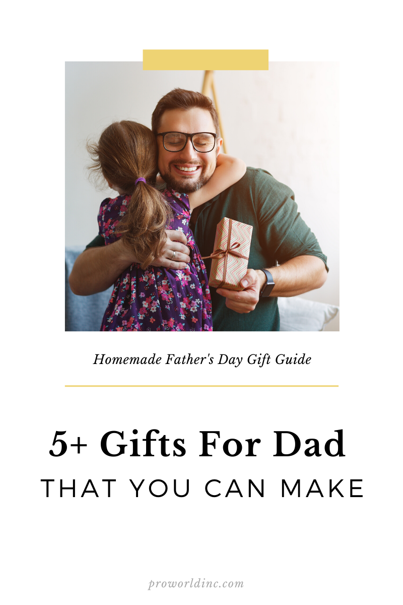 5+ Gift Ideas for Dad