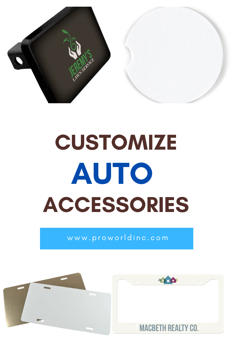 customize auto accessories