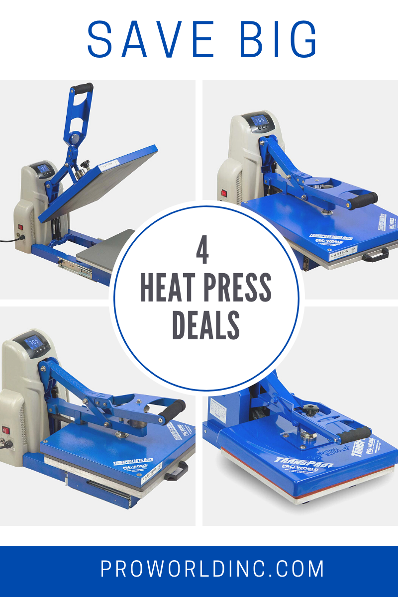 4 heatpress deals