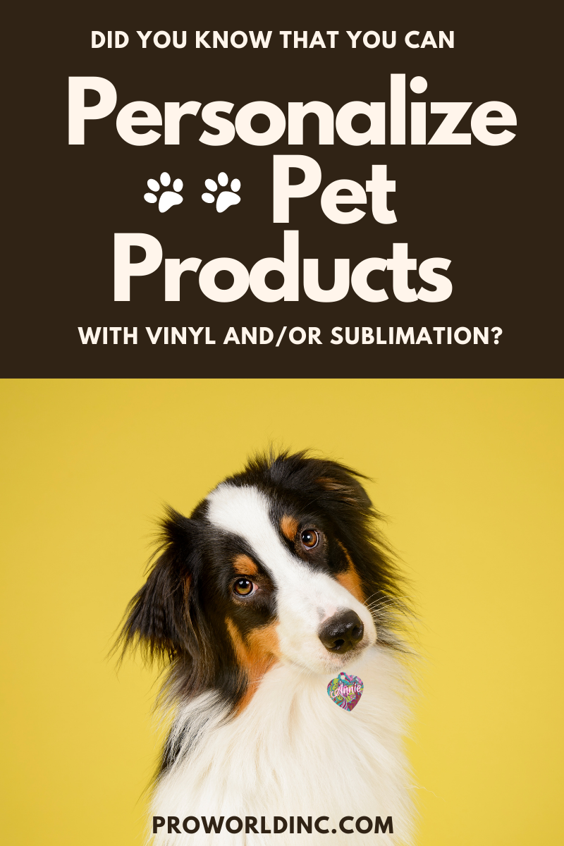 Peronalize Pet Products (1)